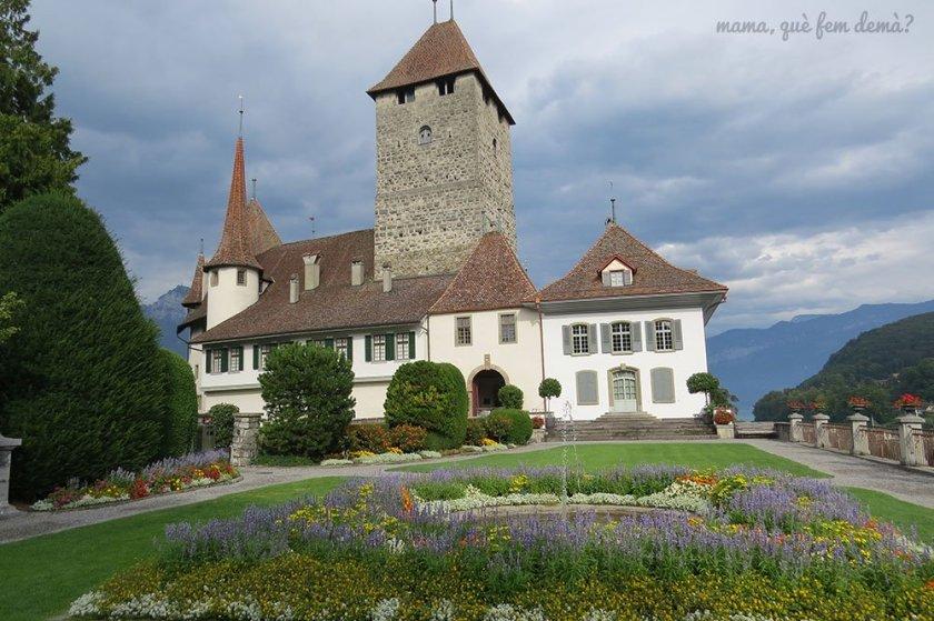 castillo de spiez