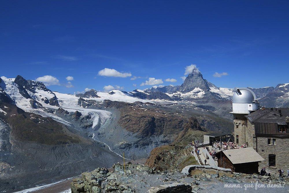 Monte cervino desde Gornergrat