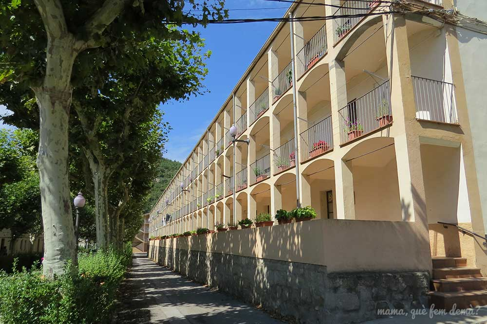 colonia Villadomiu Nou
