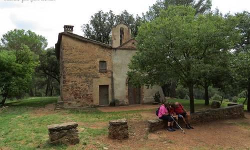 Camí de Les Arenes: ruta por Castellar del Vallès