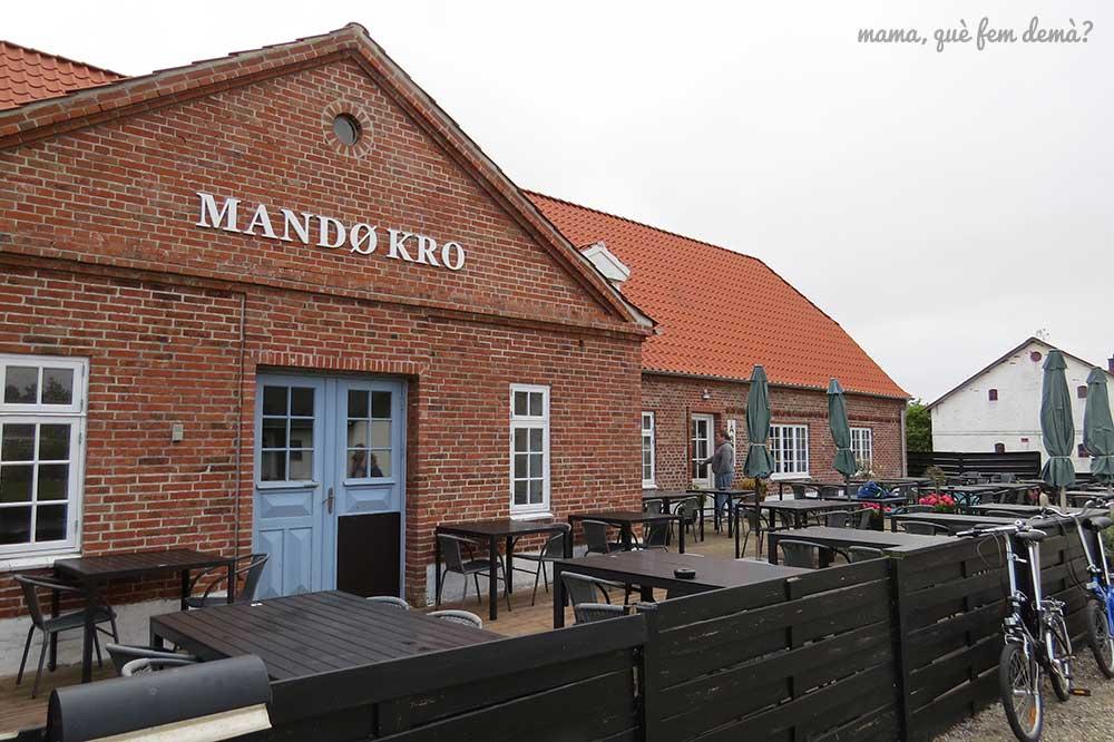 Posada y restaurante Mando Kro