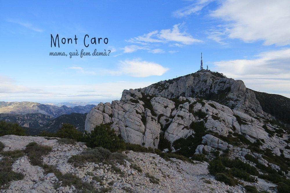 excursión al Mont Caro