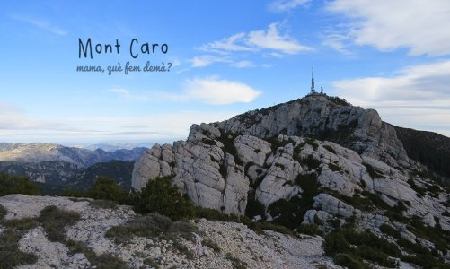 Excursión familiar al Mont Caro