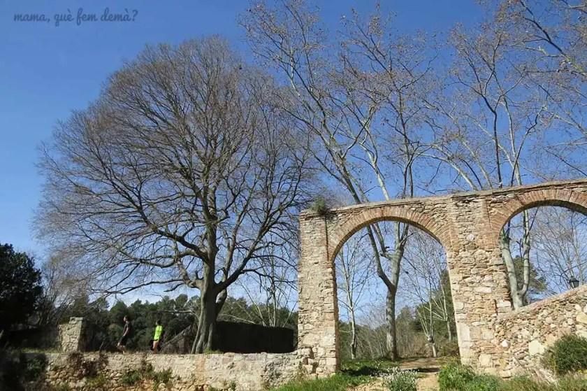 Acueducto del Castell de Clasquerí