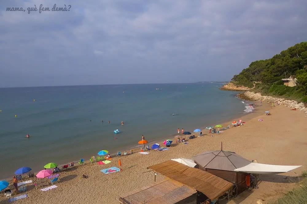 playa Punta d'en Guineu