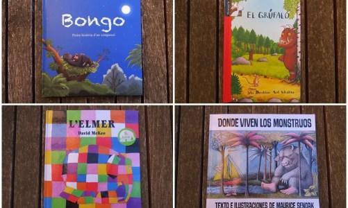 Libros para niños: ideas para regalar libros por edades