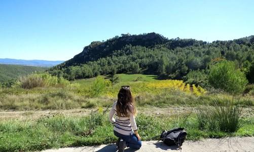 Ruta por el Santuari del Foix en el Alt Penedès