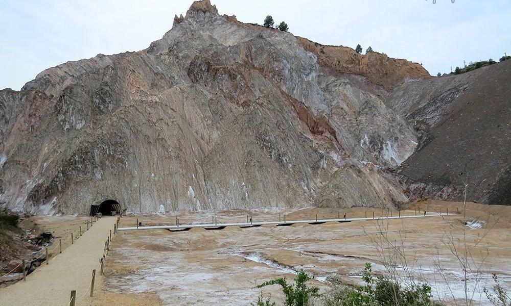 Cardona y las minas de sal