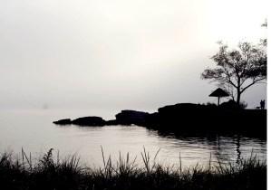 "Amy Nathan, Manor Park Sunrise, Photo print, 4""x6"", $70"