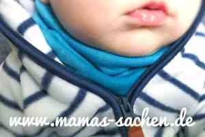 Halssocke für Babys Anleitung
