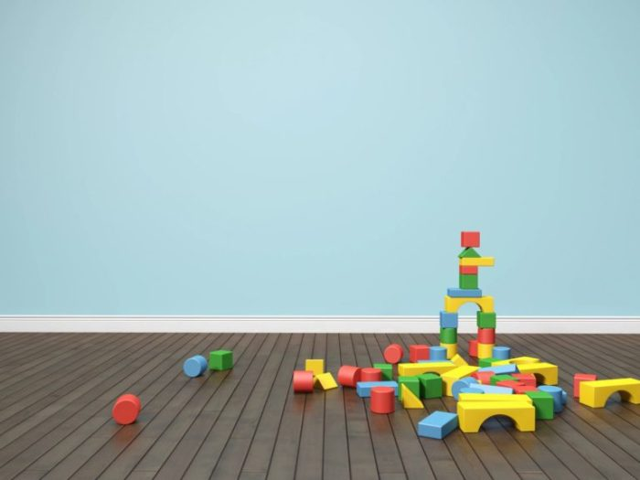 Blocks made the list of a mom's memory lane of 3 years olds toys. Diapers.com