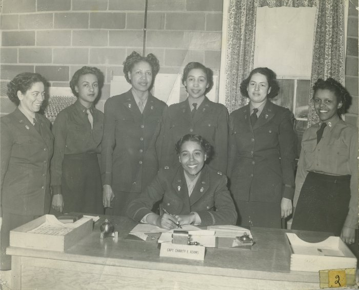 Black women in wartime