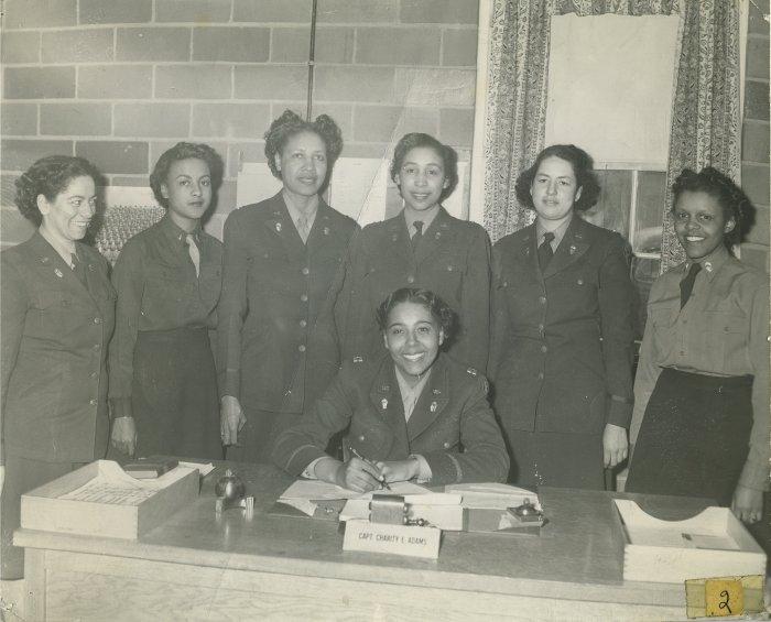 Black women in wartime