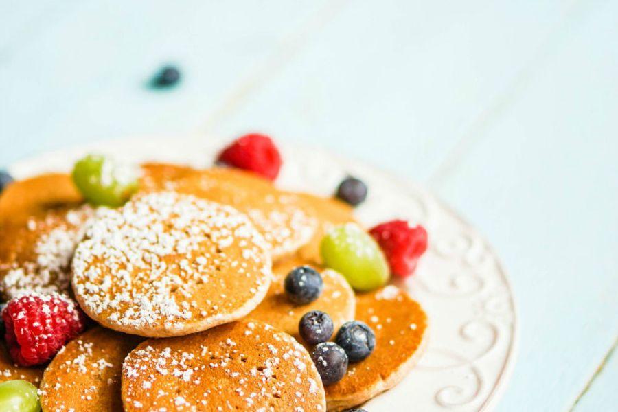 Recipe for Pumpkin Pancakes - Mama's Coffee Shop