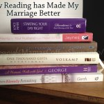 How Reading has Made My Marriage Better