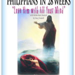 {Product Review} Home School Adventure Co. ~ Philippians in 28 Weeks