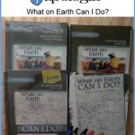 {Product Review} Apologia Educational Ministries and What on Earth Can I Do?