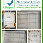{Product Review} My Student Logbook for Time Management and Planning