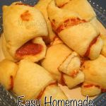 Easy Homemade Cheese Pizza Rolls {Totino's Pizza Rolls Knock-Off} Recipe