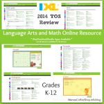{Product Review} A Math and Language Arts K-12 Practice Resource from IXL