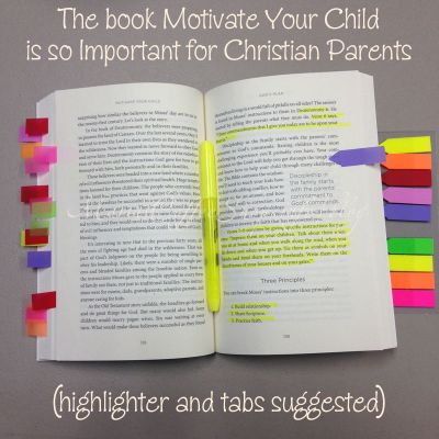{Book Review} Motivate Your Child is Important on Many Levels