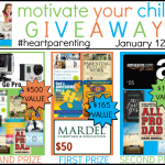 Motivate Your Child Giveaway from NCBP and Thomas Nelson Publishing