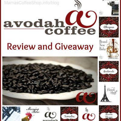 {Product Review} Avodah Coffee Company and a Giveaway