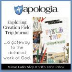 {Product Review} Exploring Creation Field Trip Journal from Apologia Educational Ministries