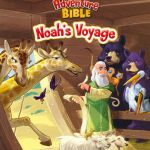 {BookLook Bloggers Book Review} Noah's Voyage (I Can Read! / Adventure Bible) by David Miles