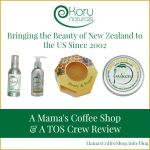 {Product Review} Skin Care Products from Koru Naturals