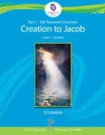 Stick Figuring Through the Bible Creation to Jacob Level 1