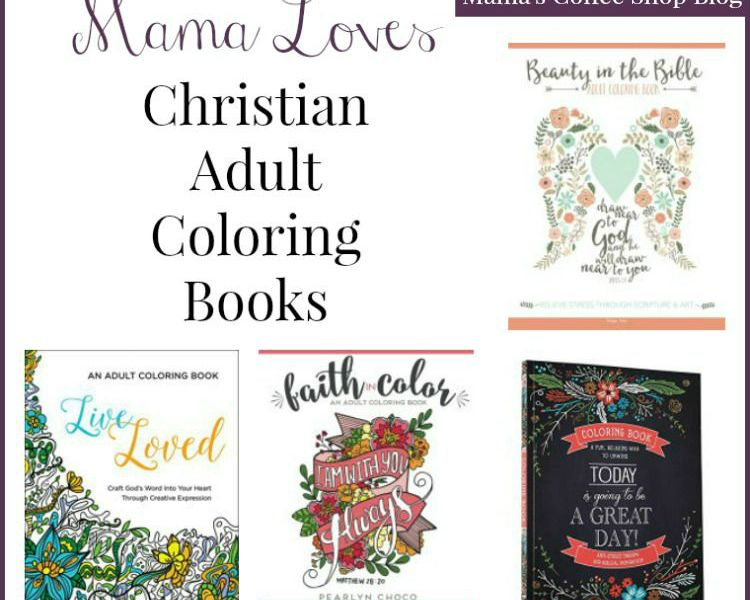Less Stress with Christian Adult Coloring Books for young Ladies and Women