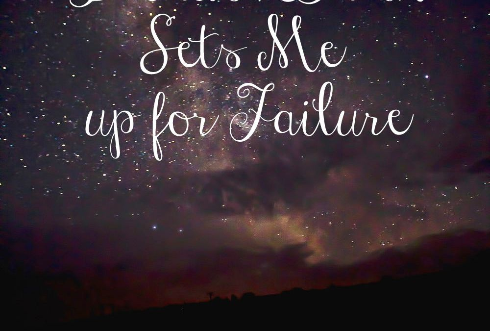 Seeking Jesus at Midnight Because Dawn Sets Me up for Failure