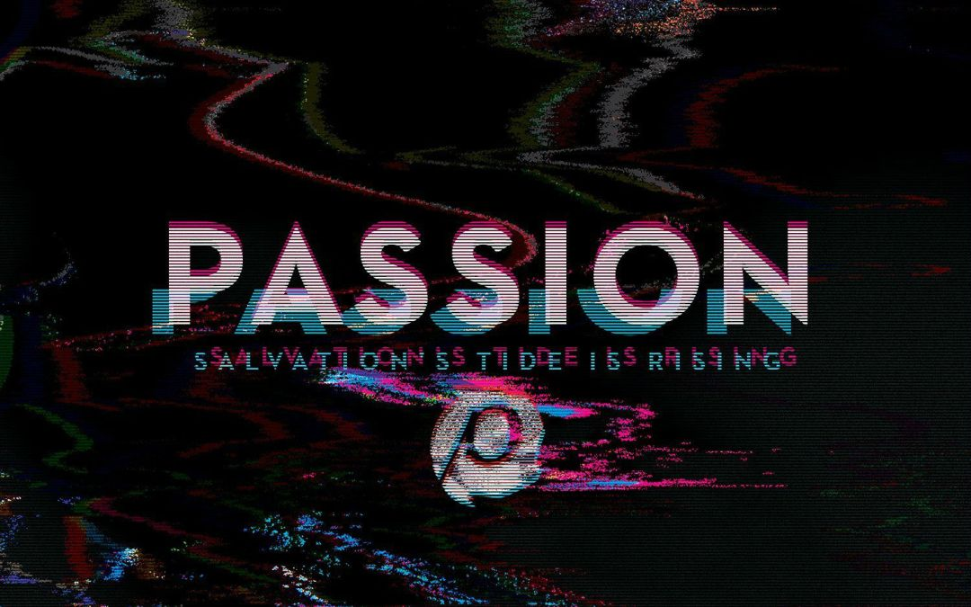 {FlyBy Promotions Review and Giveaway} Passion Salvation's Tide is Rising Album