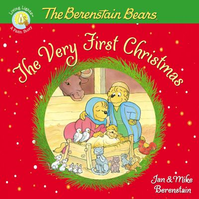 {BookLook Bloggers Book Review} (The Berenstain Bears) The Very First Christmas by Jan and Mike Berenstain