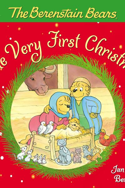 The Very First Christmas The Berenstain Bears book