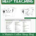 {Product Review} HelpTeaching.com an Online Resource for Homeschool