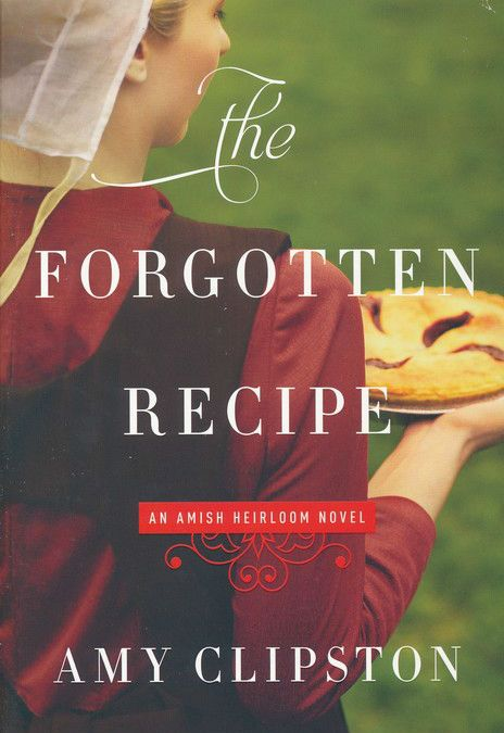{TNZ Fiction Guild Book Review} The Forgotten Recipe by Amy Clipston