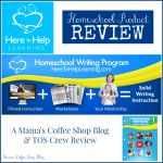 {Product Review} Flight 1 Paragraph Writing with Here to Help Learning