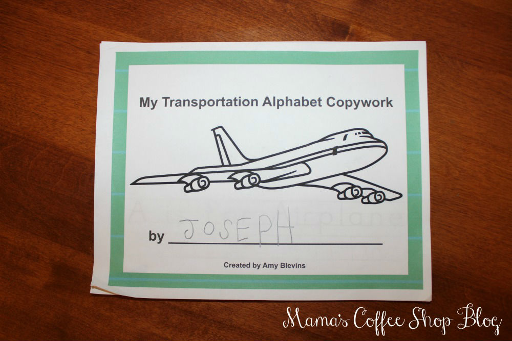 Mama's Coffee Shop Blog - HC - Transportation-Cover