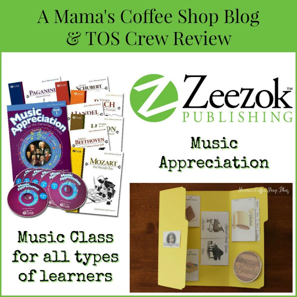Mama's Coffee Shop Blog - Zeezok Music Appreciation