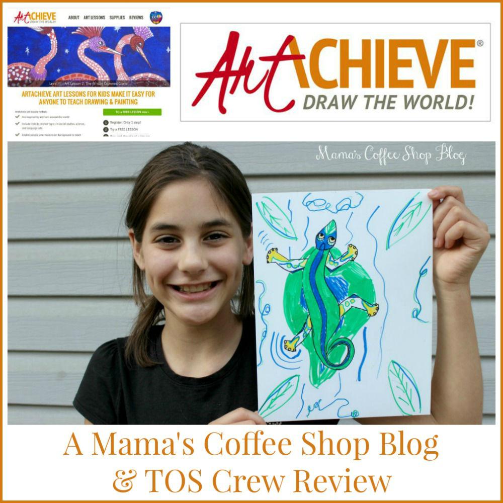 Mama's Coffee Shop Blog - ArtAchieve Review