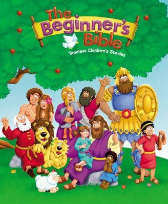 {Product Review} The Beginner's Bible from Zonderkidz