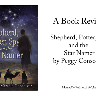 Shepherd, Potter, Spy — and the Star Namer {Book Review}