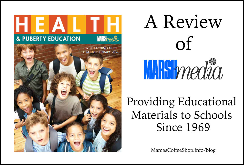 MarshMedia Review (Homeschool Review Crew)