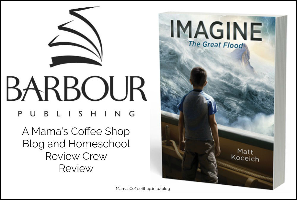 Imagine The Great Flood {Homeschool Review Crew}
