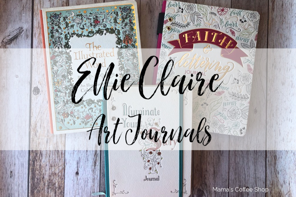 Ellie Claire Art Journals {Review}