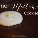 Lemon Meltaway Cookies