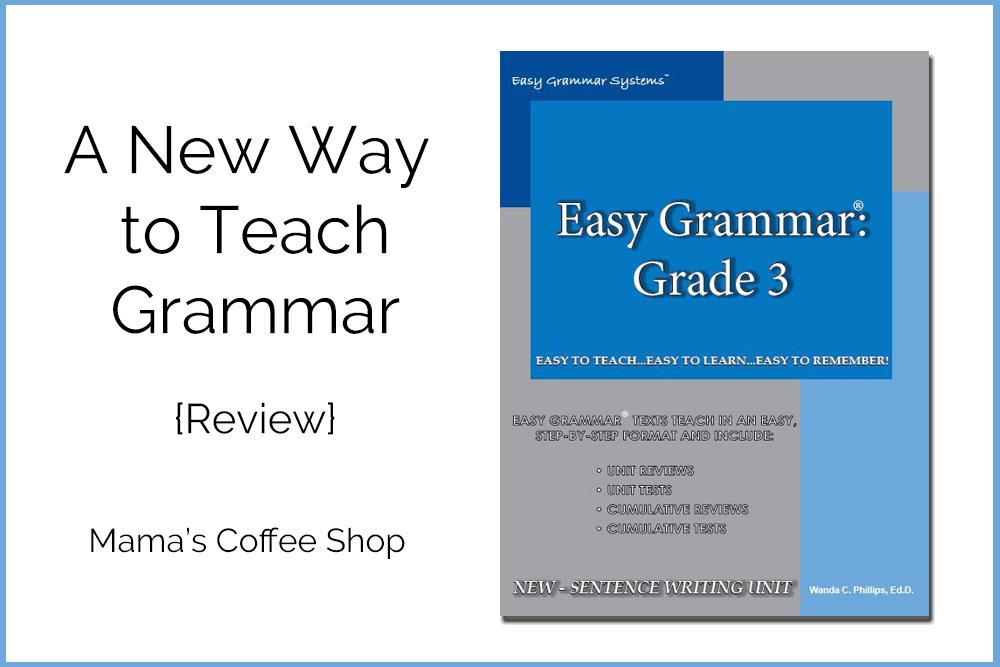 Easy Grammar: Grade 3 {Review}