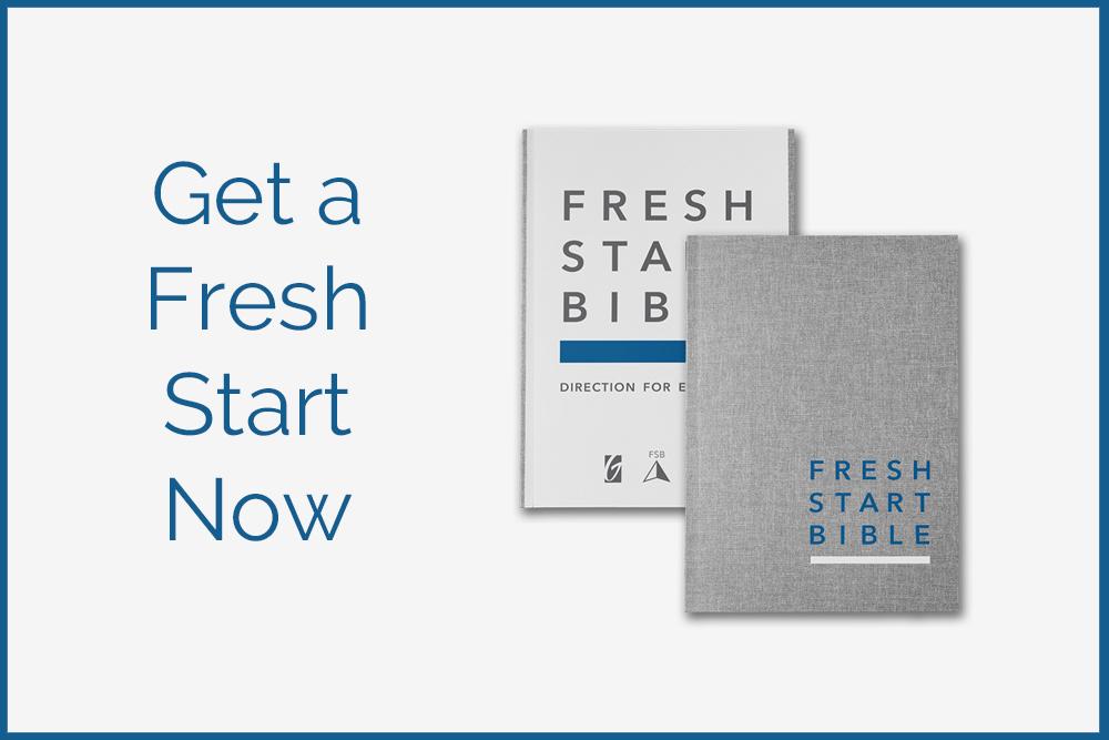 Fresh Start Bible {Review}